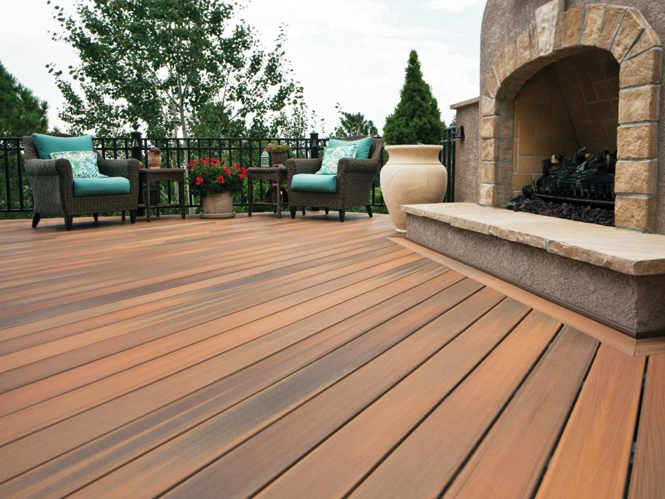 Best Woods for Outdoor Living Spaces