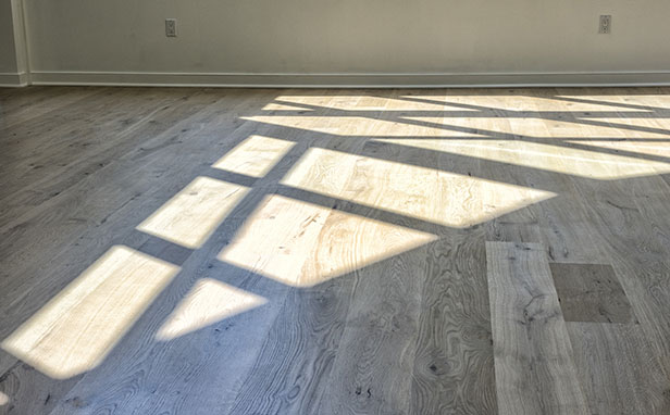 Preventing Sun Damage on your Hardwood Floors